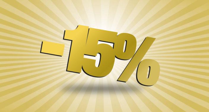 Prihranite nad 15 % pri računu za električno energijo