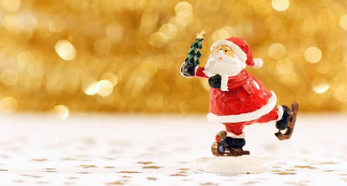 Dedek Mraz je navdušen ... / Foto: Pexels