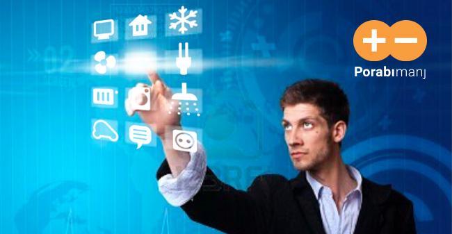 Aplikacija Porabimanj - energetski svetovalec / Pozitivna energija