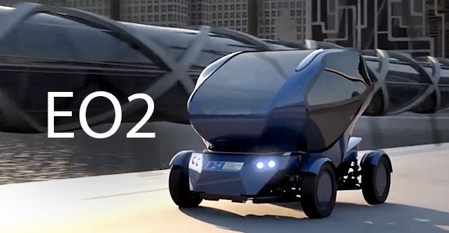 Avto, ki menja obliko, vozi v stran in preseneča še na druge načine