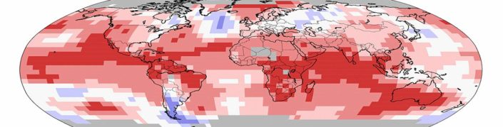 Oktober 2015 je bil najtoplejši v zgodovini. Ali je to skrb vzbujajoči alarm?