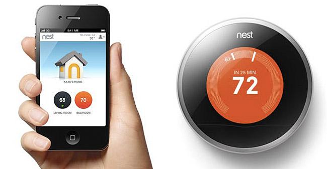 Termostat za pametnejši dom