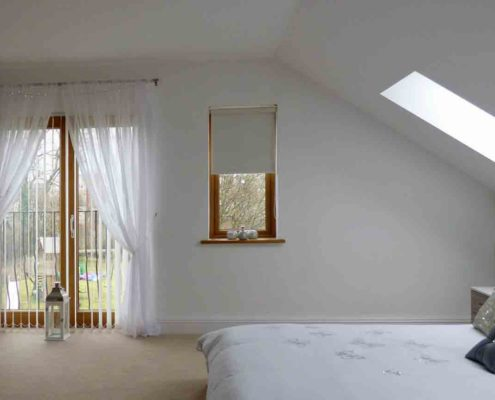 Pravilna izbira in uporaba strešnih oken zmanjša rabo energije / Foto: Pexels