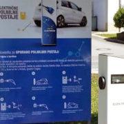 Nova polnilna postaja za električna vozila na Dobrni