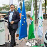 V Ljubljani nova električna polnilnica