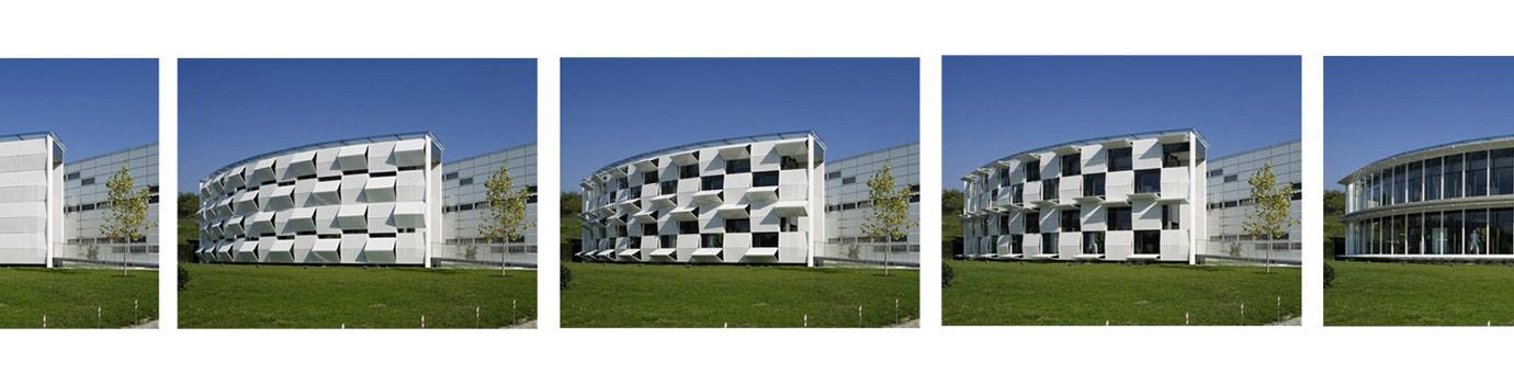 Dinamična fasada
