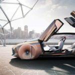 Mobilnost prihodnosti / BMW VISION next100
