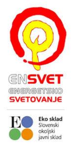 Logo Ensvet + Eko sklad