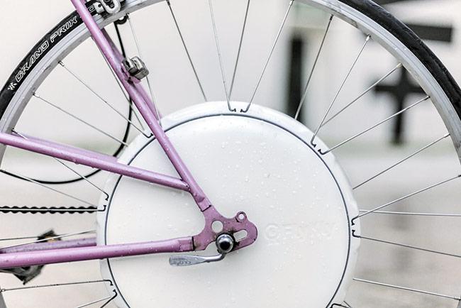Inovativno električno kolo ali plagiat?