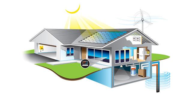 Nič energijske stavbe vse bližje / Pozitivna energija