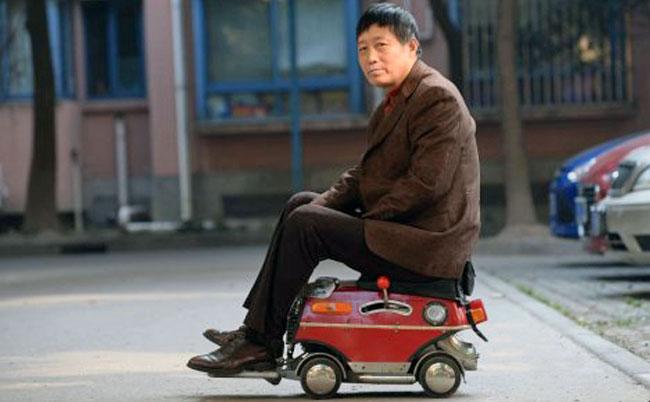 Najmanjši avto na svetu