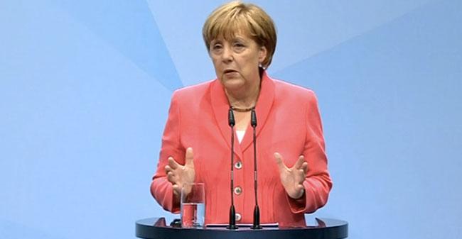 Angela Merkel – zbogom fosilna goriva
