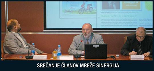 Srečanje članov Mreže poslovno-družbene koristnosti Sinergija / 2012