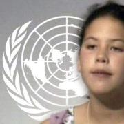 Prisluhni 12 letni deklici, ki je pred 23 leti za 6 minut utišala svet