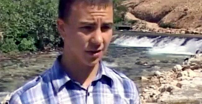 Mini hidroelektrarna: mladi inovator iz Bosne naredil »Mali Đerdap«