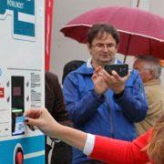 Hitre polnilnice za električna vozila - Slovenije
