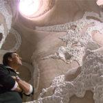 Dih jemajoča podzemna jama