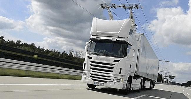 Prva električna avtocesta na svetu