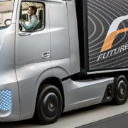 Samovozeče vozilo: To je prihodnost tovornega transporta