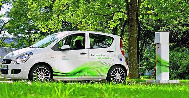 Letos do 7.500 EUR nepovratne finančne spodbude za nakup električnega vozila