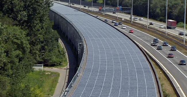 Prvi vlak v Evropi, ki uporablja solarno energijo