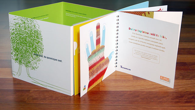 Eko sklad, brošura / Eco Fund, brochure