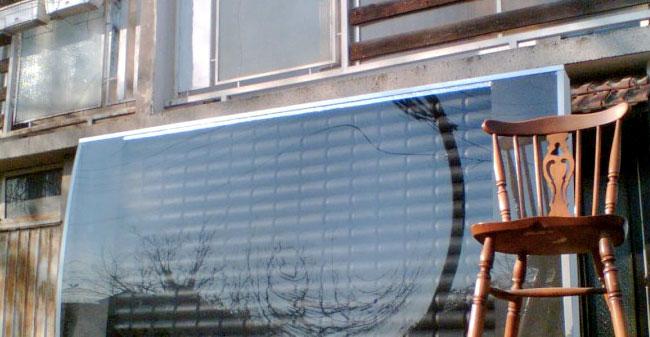 Naredi sam – solarni panel iz pločevink / 0,1 €/W