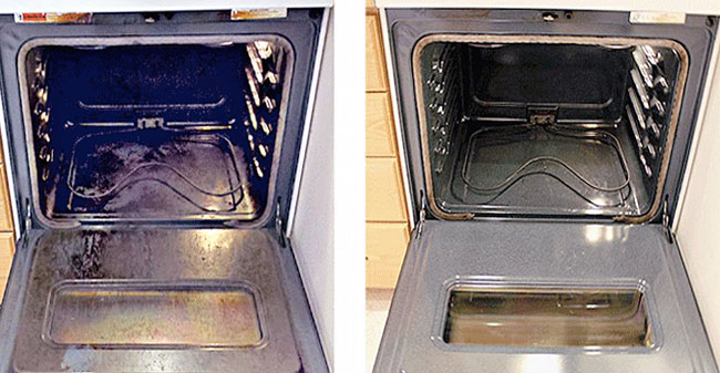 Kako učinkovito očistiti pečico brez kemije?