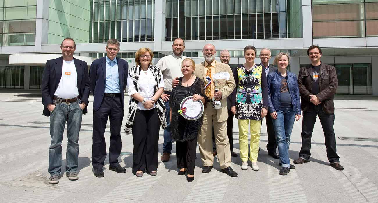 Informa Echo, Inštitutu Jožef Stefan CEU, SURS, Energetska zbornica Slovenije, HSE / Foto: Bojan Brecelj