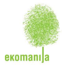 Logo_EkoManija / Oblikovanje: Informa Echo