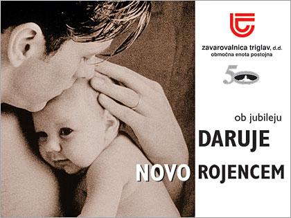 Oglas_ZavarovalnicaTriglav / Oblikovanje: Informa Echo
