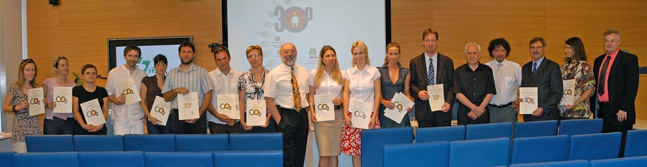 Srečanje članov Mreže poslovno-družbene koristnosti Sinergija / 2009