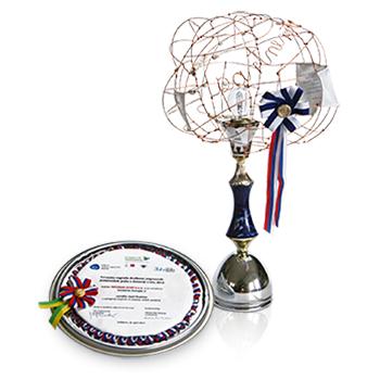 2013 Prva evropska nagrada za družbeno odgovornost / Informa Echo