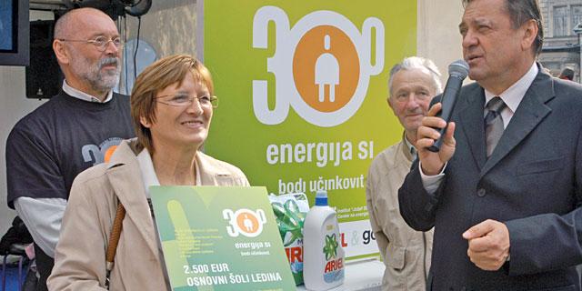 ARIEL - učinkovirta raba energije, Zoran Janković / Foto: Branko Baćović
