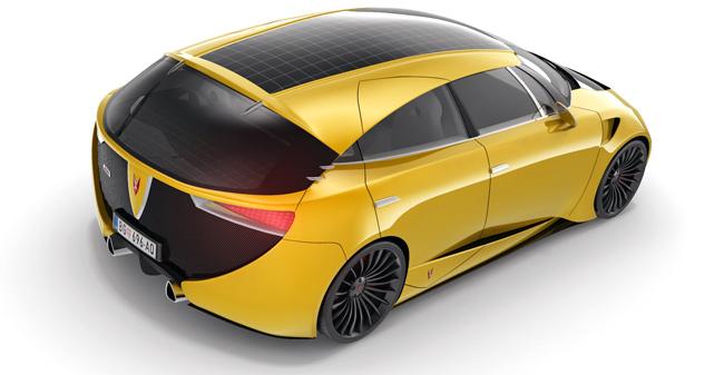 Strokovnjaki iz Beograda razvijajo solarno-električni avto / Foto: Promo