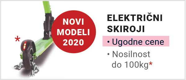 Električni skiro / Pozitivna energija