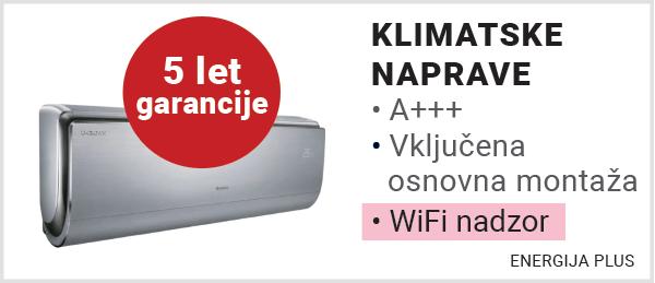 Energija Plus / Klimatska naprava